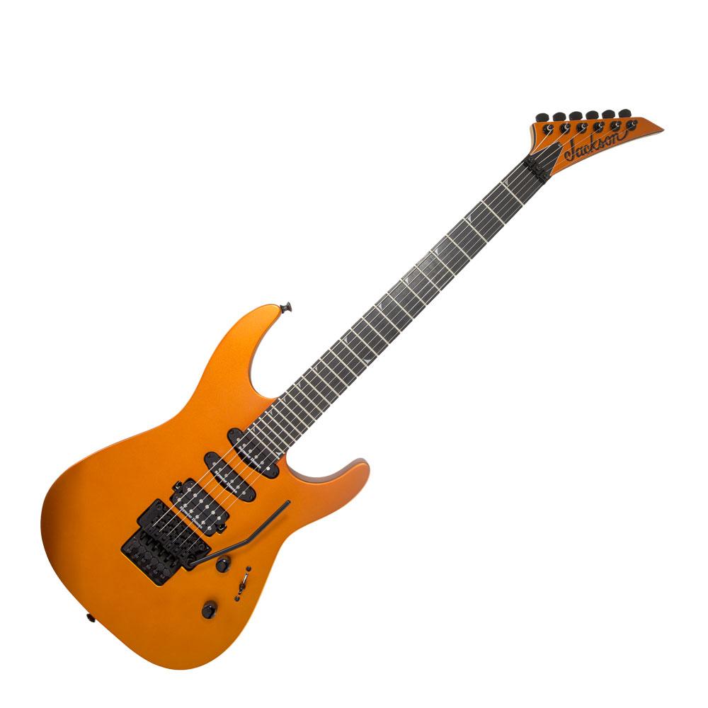 国内在庫 ジャクソン プロシリーズ ソロイスト エボニー指板 Jackson Pro Series エレキギター Orange Soloist Blaze Satin 全商品オープニング価格 SL3