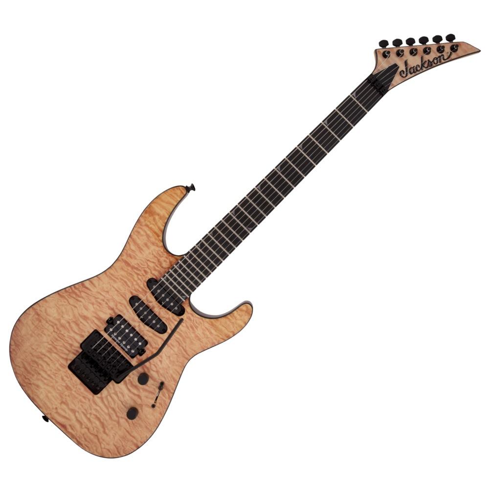 ジャクソン プロシリーズ ソロイスト エボニー指板 Jackson Pro 受賞店 MAH Blonde SL3Q Series Soloist 期間限定送料無料 エレキギター