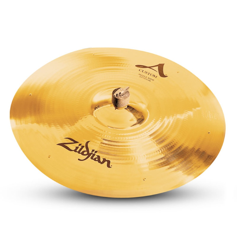 ZILDJIAN A.Custom Sizzle Ride 20""