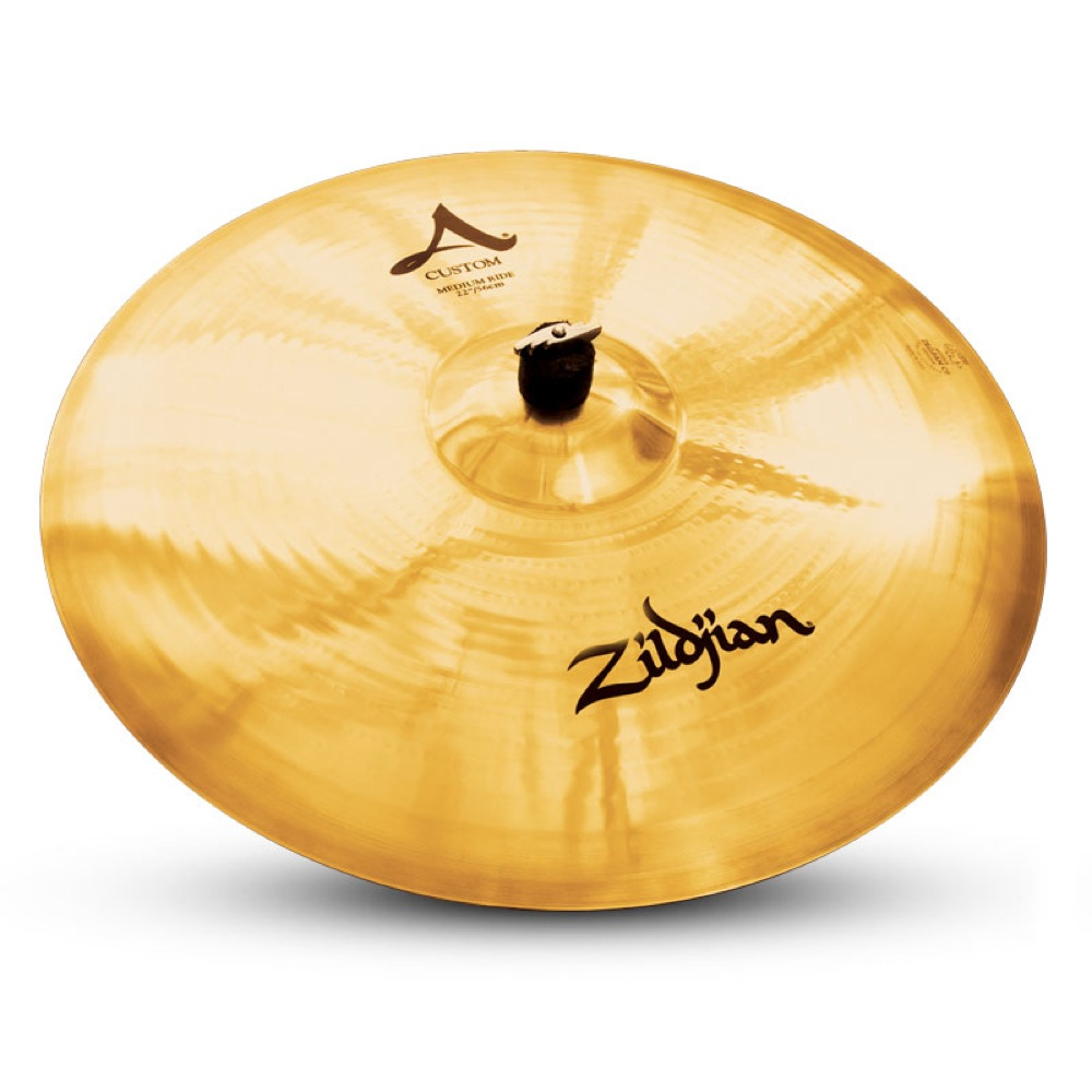 ZILDJIAN A.Custom Medium Ride 22""