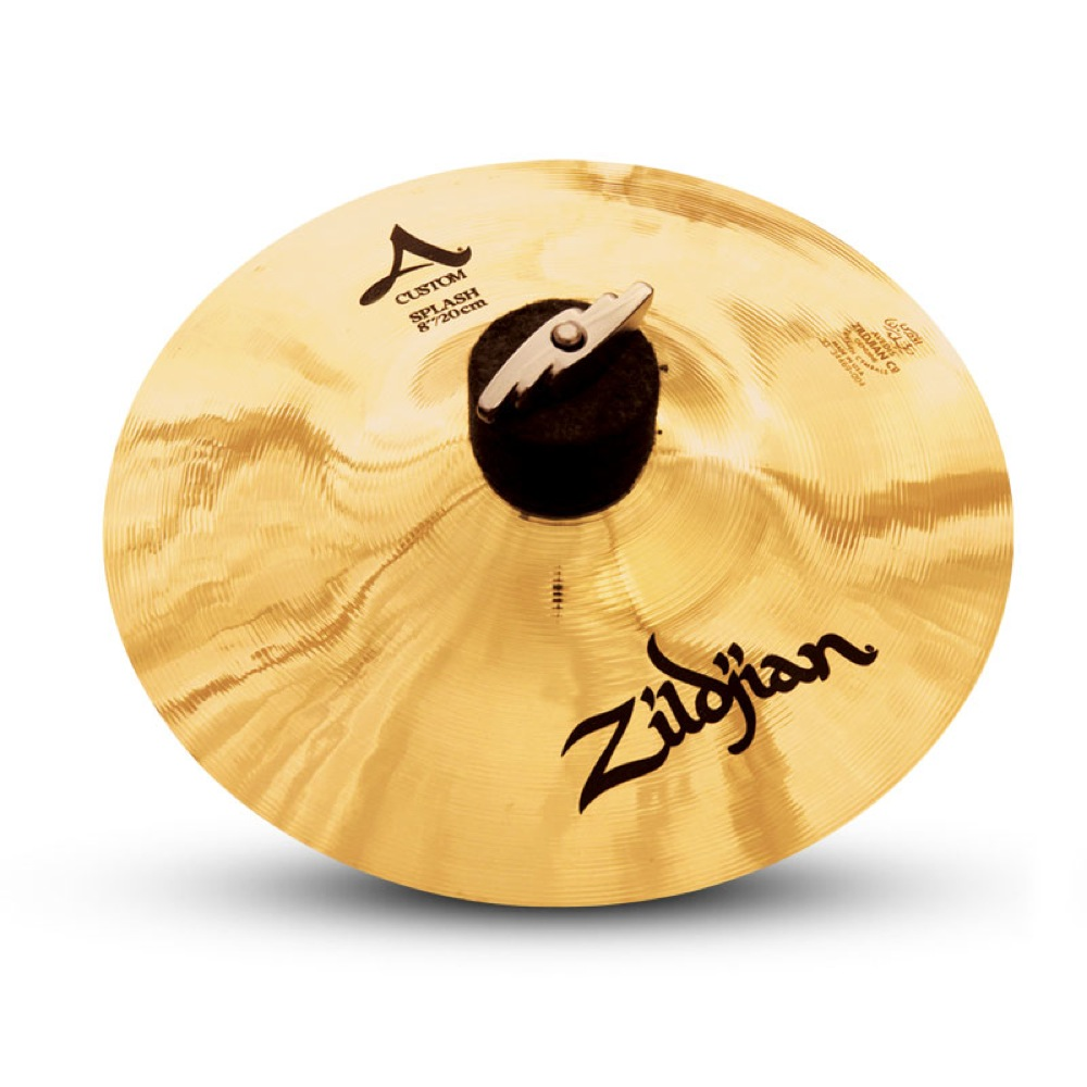 ZILDJIAN A.Custom Splash 8""