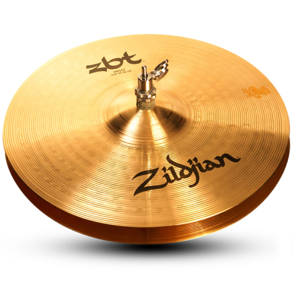 "ZILDJIAN 14"" ZBT HiHat Bottom Medium ハイハットシンバル"