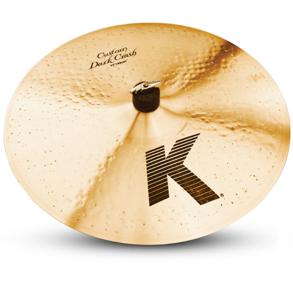 ZILDJIAN K.Custom Dark Crash 17""