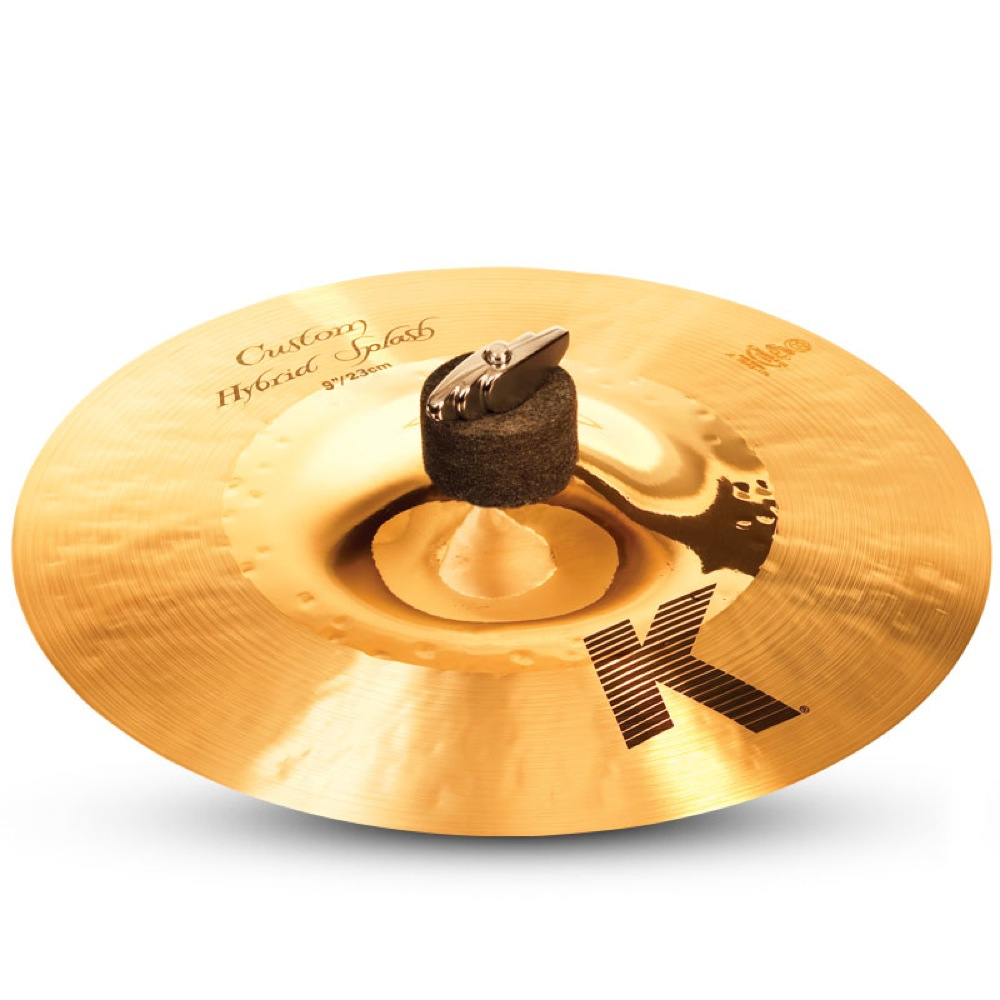 ZILDJIAN K.Custom Hybrid Splash 9""