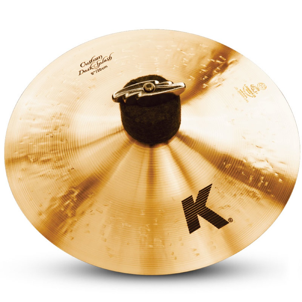 ZILDJIAN K.Custom Dark Splash 8""