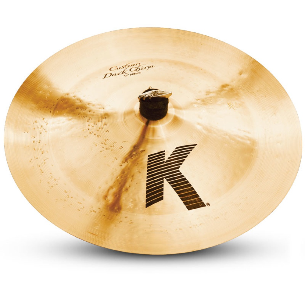 ZILDJIAN K.Custom Dark China 17""