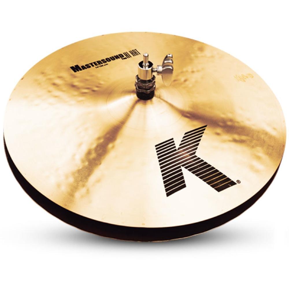 "ZILDJIAN K.Zildjian Master Sound HiHats 14"" TOP"