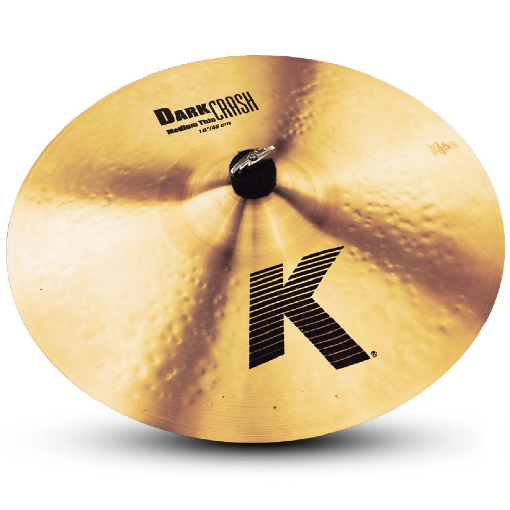 ZILDJIAN K.Zildjian Dark Crash Medium Thin 18""