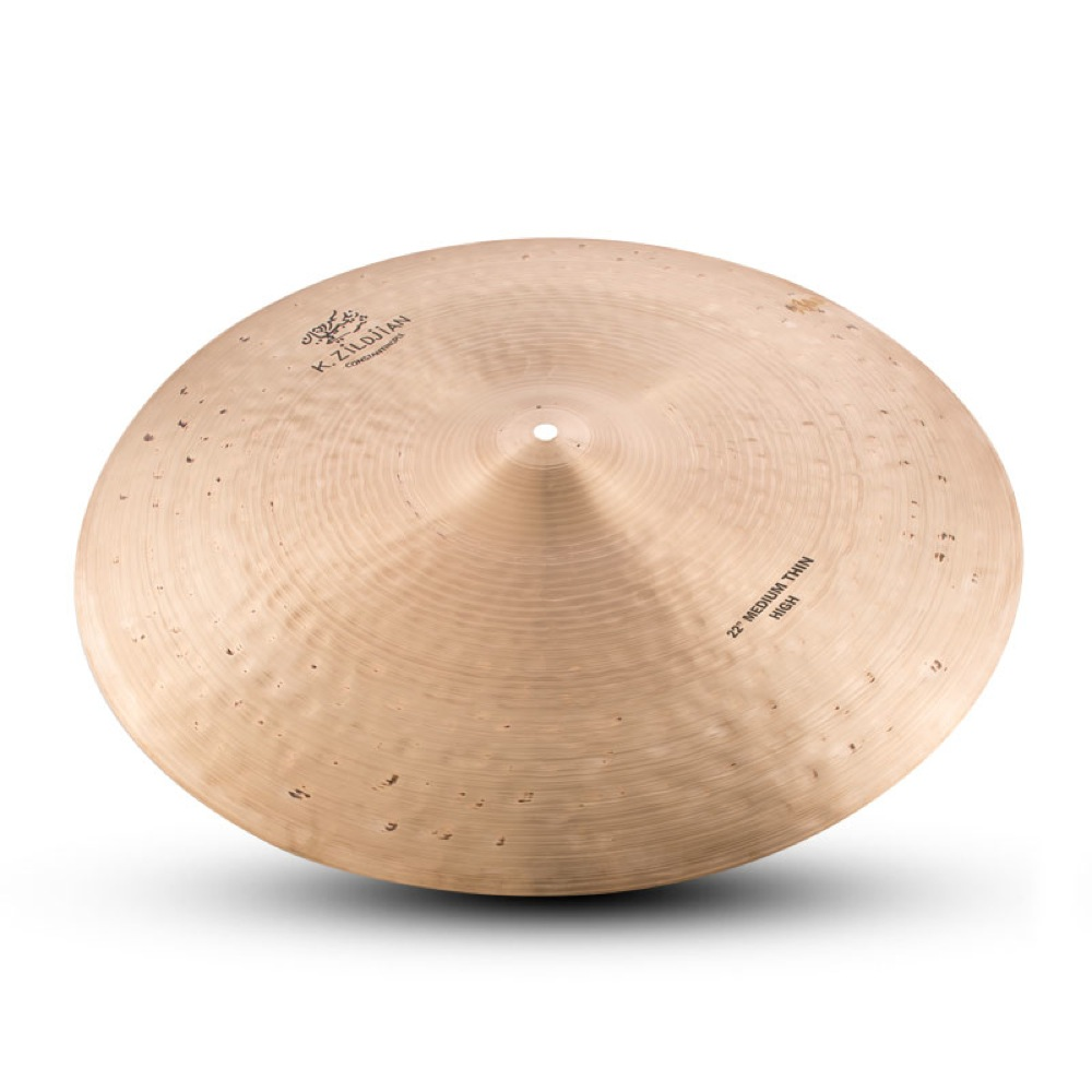 ZILDJIAN K.CONSTANTINOPLE Medium Thin Ride High 22""