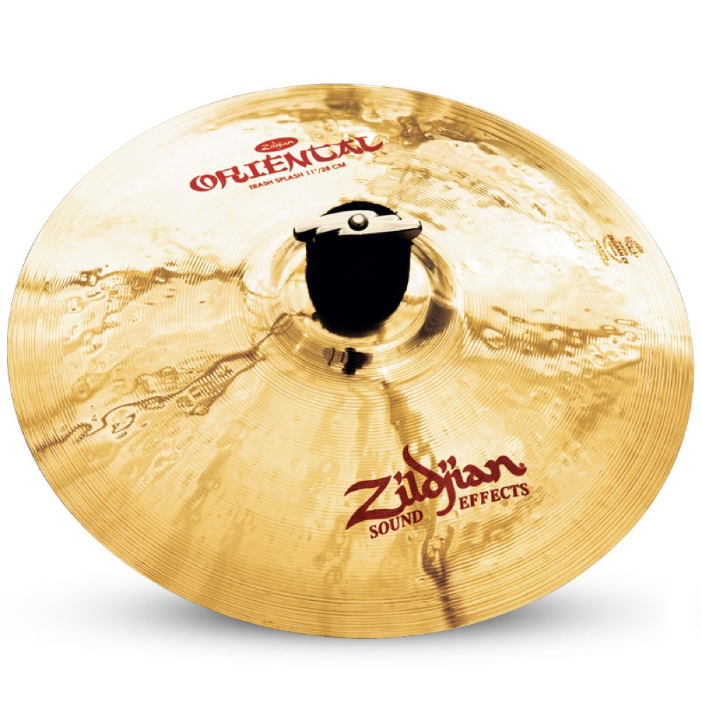 "ZILDJIAN FX Oriental Trash Splash 11"" スプラッシュシンバル"
