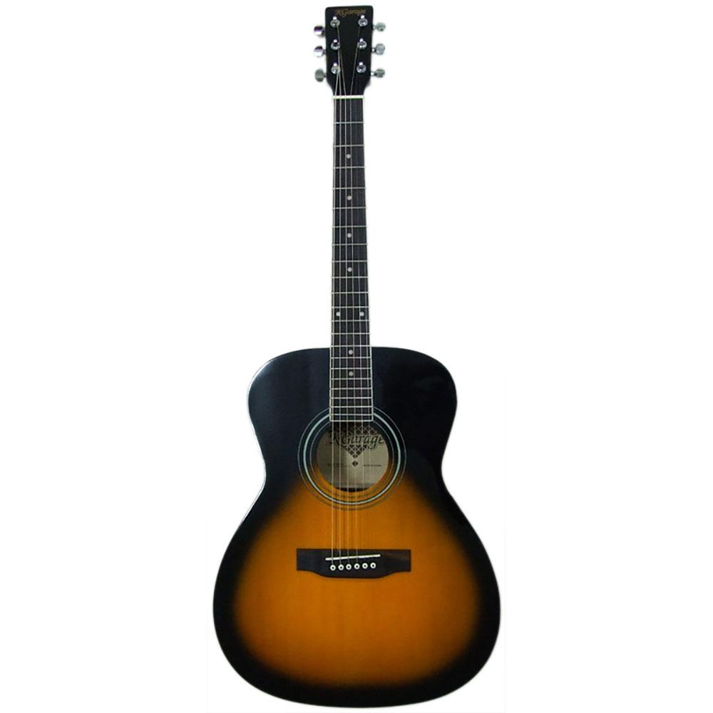 K-GARAGE KF-150 VS アコースティックギター