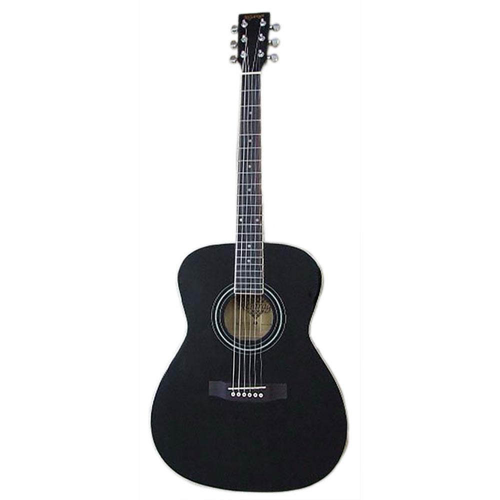 K-GARAGE KF-150/BK アコースティックギター