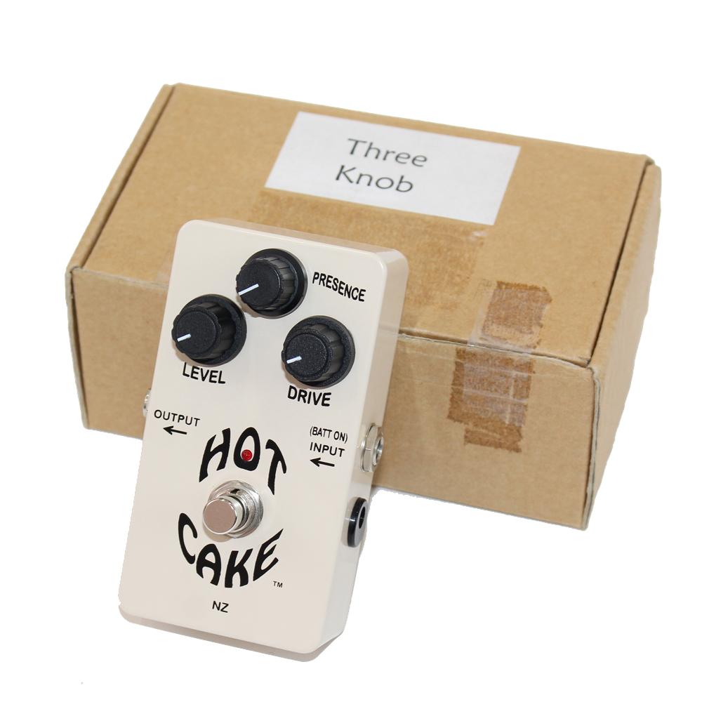 HUMAN GEAR HOT CAKE 3KNOBS オーバードライブ