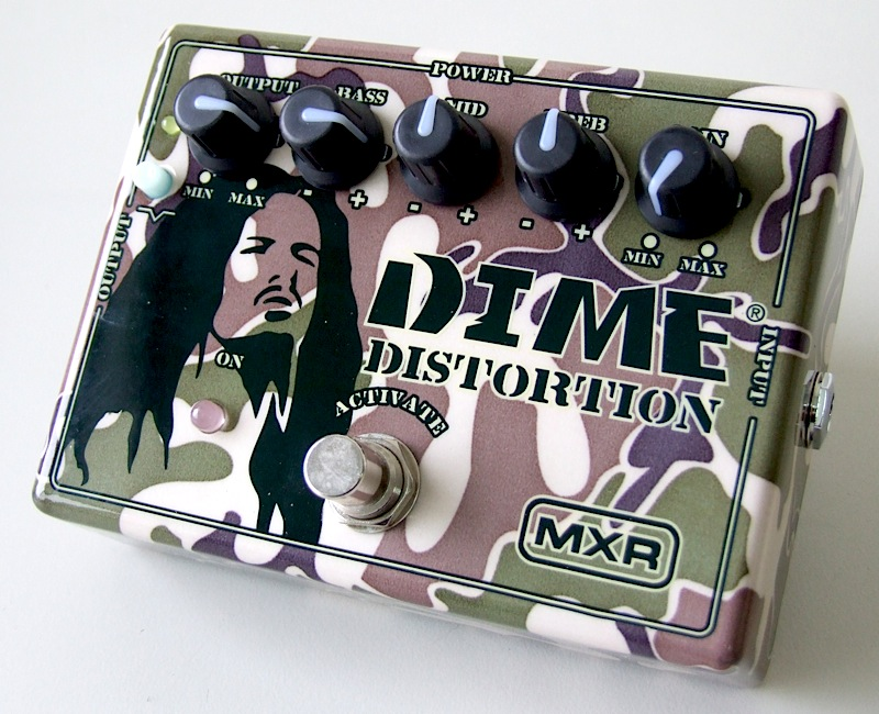 MXR DD-11/Dime Distortion ディストーション