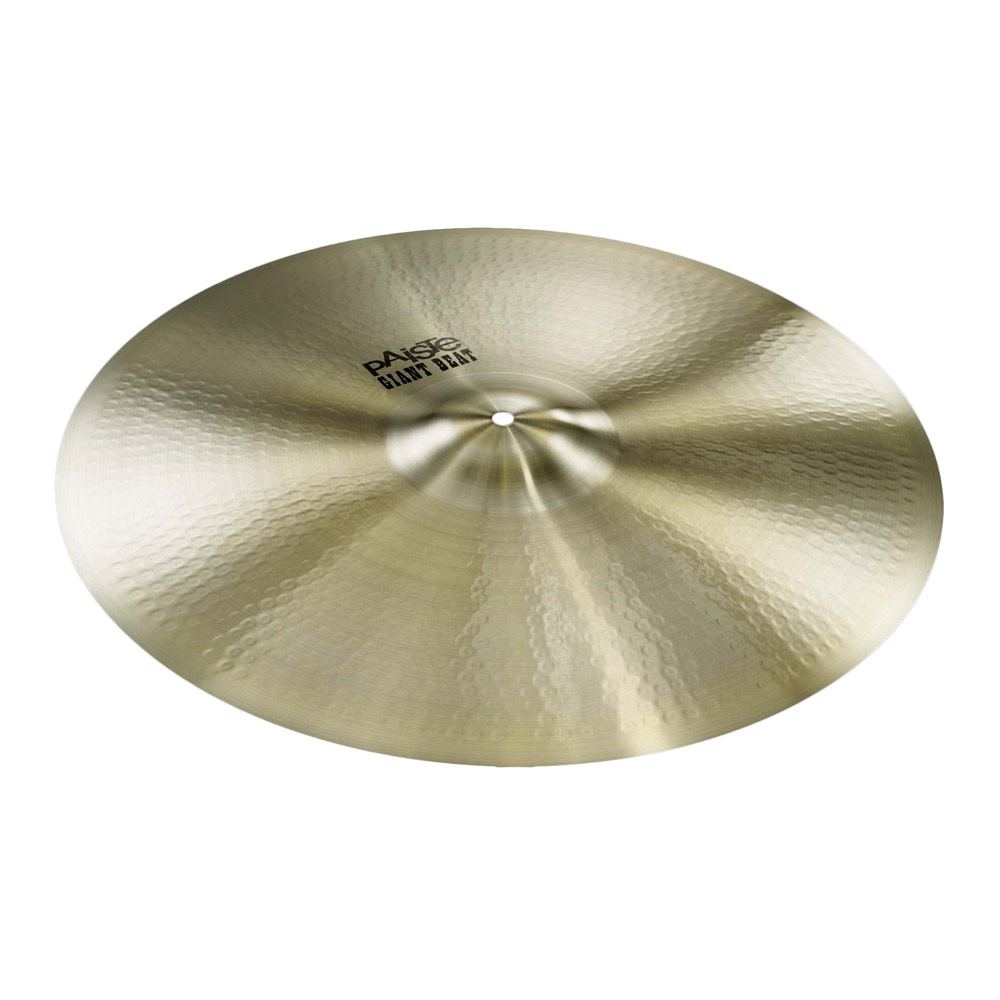 "PAISTE GIANT BEAT Ride 24"" ライドシンバル"
