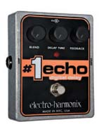 ELECTRO-HARMONIX #1 ECHO エフェクター