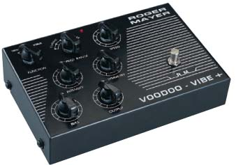 ROGERMAYER VOODOO-VIBE+ ギターエフェクター