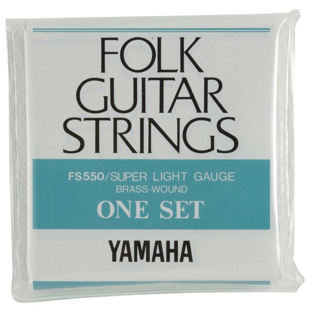 ヤマハ 定番 フォークギター弦 FS550 アコースティックギター弦 YAMAHA 送料無料 人気海外一番 激安 お買い得 キ゛フト