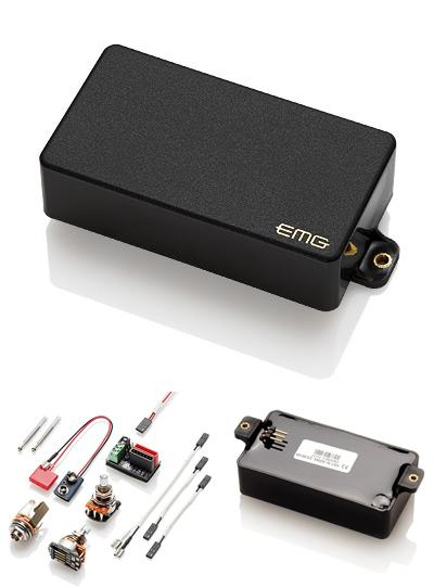 EMG EMG-60A BLACK エレキギター用ピックアップ