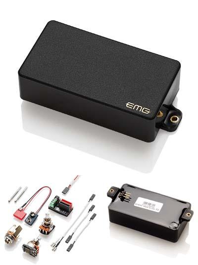 EMG EMG-85 BLACK エレキギター用ピックアップ