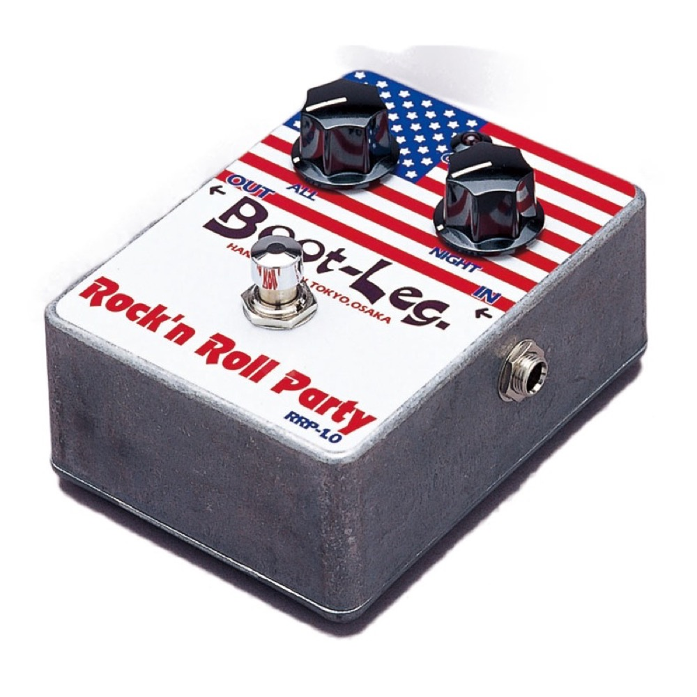 Boot-Leg RRP-1.0 Rock'n Roll Party ギターエフェクター