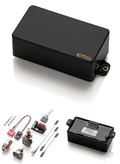 EMG EMG-81TW BLACK エレキギター用ピックアップ