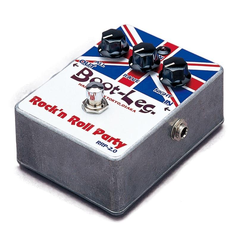 Boot-Leg RRP-2.0 Rock'n Roll Party ギターエフェクター