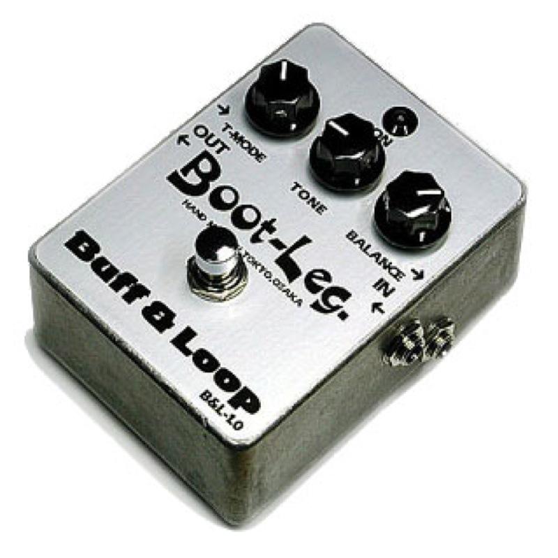 Boot-Leg B&L-1.0 Boot-Leg B&L-1.0 & Buff & Loop ギターエフェクター, 粋な着こなし:f8a0628d --- imreceptionist.com