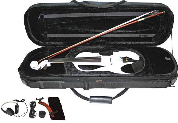 KIKUTANI ESV-380 WH エレクトリックバイオリン