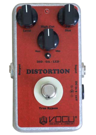 VOCU Distortion エフェクター
