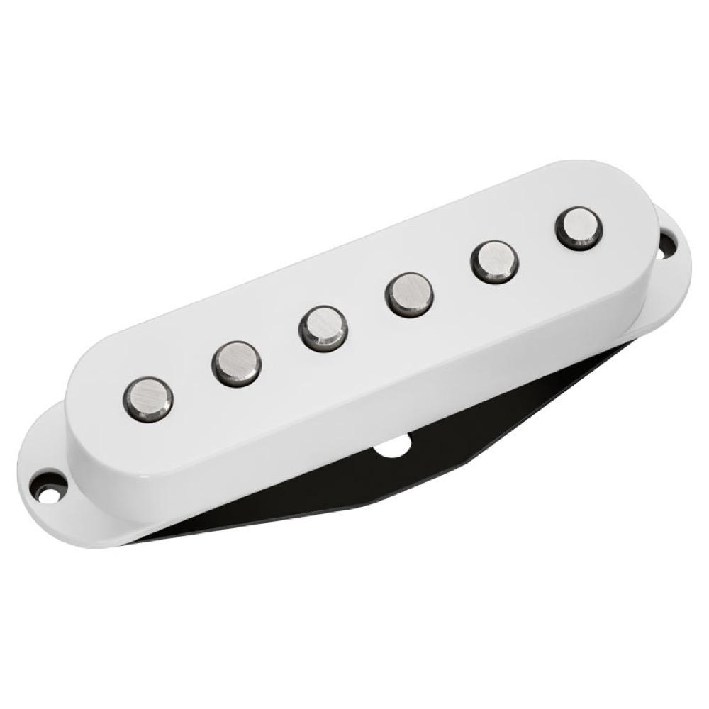 Dimarzio DP175S True Velvet Middle WH エレキギター用ピックアップ