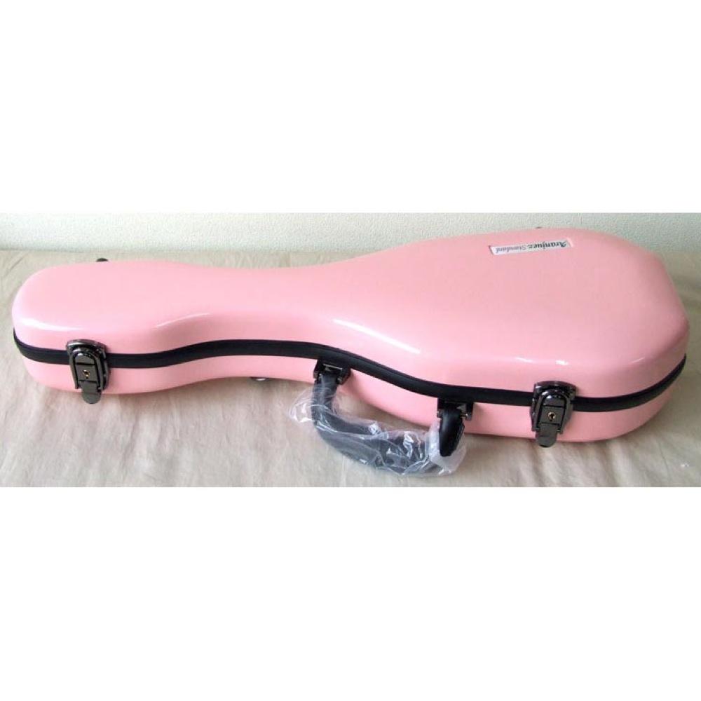 Aranjuez CAUK-16A/Pink ソプラノ用ウクレレハードケース