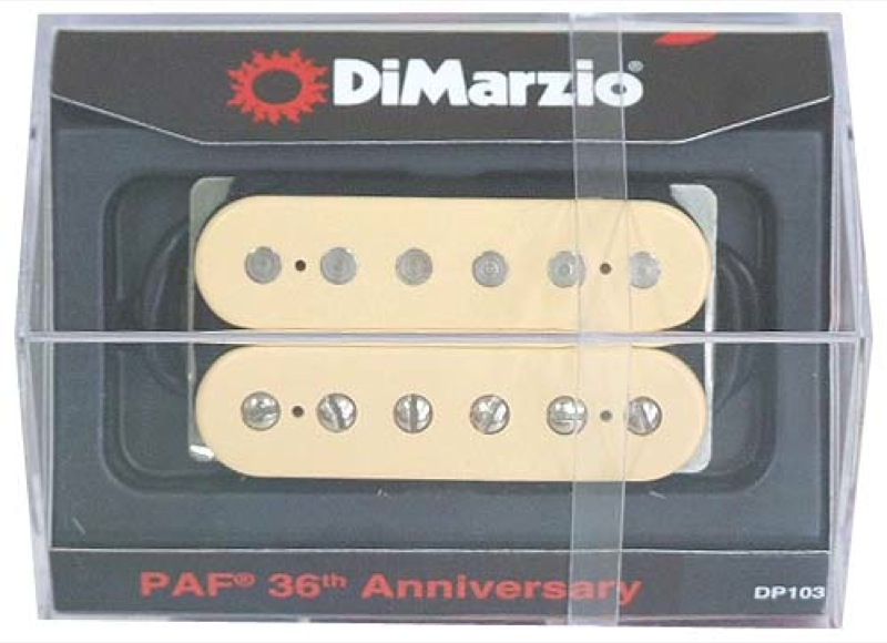 Dimarzio DP103/PAF 36th Anniversary/CR エレキギター用ピックアップ