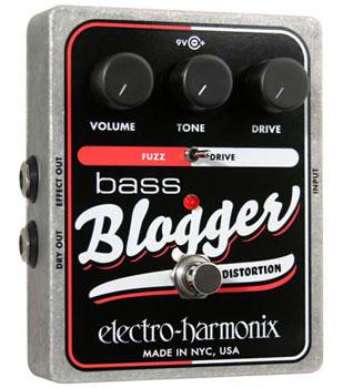ELECTRO-HARMONIX Bass Blogger ベース用エフェクター