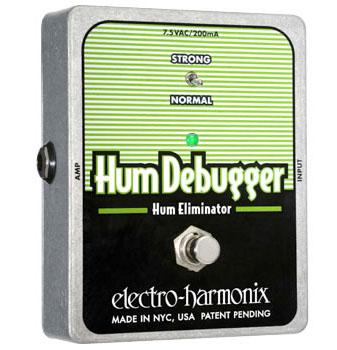 ELECTRO-HARMONIX Hum Debugger ギターエフェクター