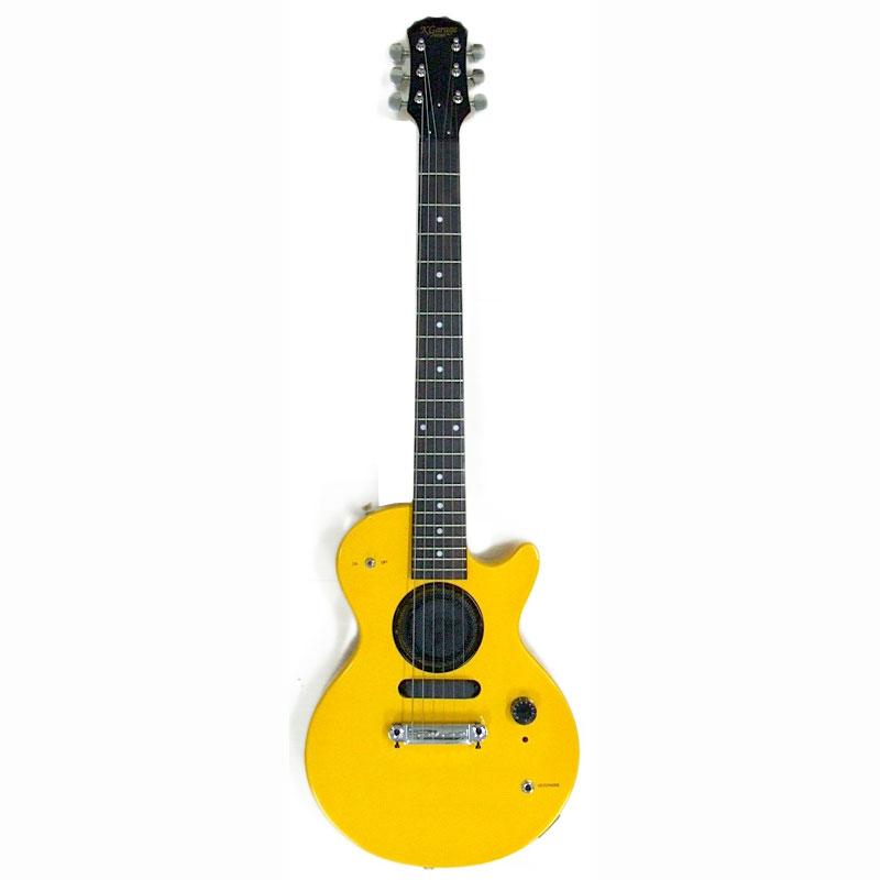 K-GARAGE SLP-180/YEL スピーカー内蔵ミニギター