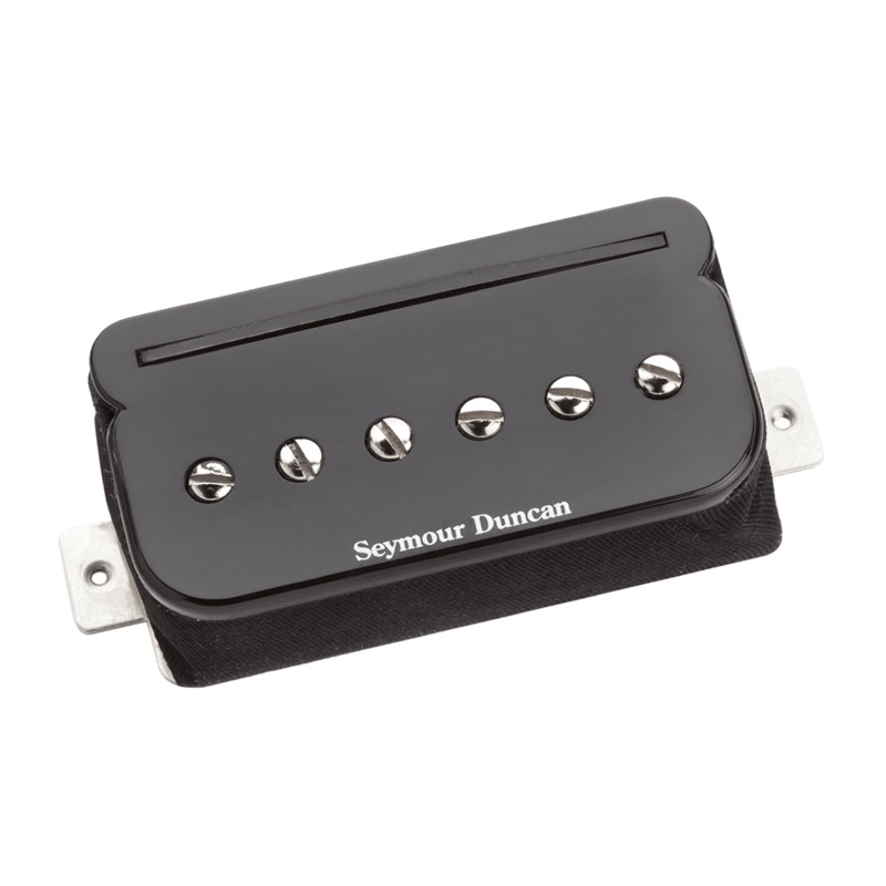 Seymour Duncan SHPR-1b SHPR-1b P-Rails Black Bridge Black Bridge エレキギターピックアップ, ジュエリーラピネス:d3043969 --- jpscnotes.in