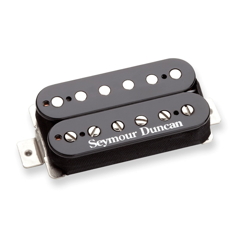 Seymour Duncan TB-15 Alternative 8 Trembucker Black エレキギターピックアップ