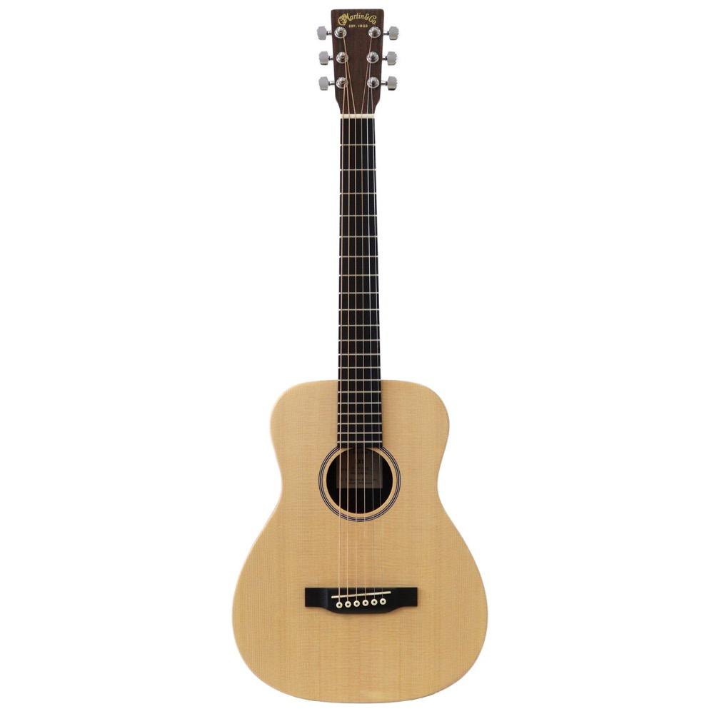 マーチン ミニサイズのリトルマーチン LX-1 スプルース MARTIN LX1 Little Martin 正規輸入品 ミニアコースティックギター