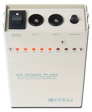 VOCU AA Power Plant バッテリーパワーディストリビューター