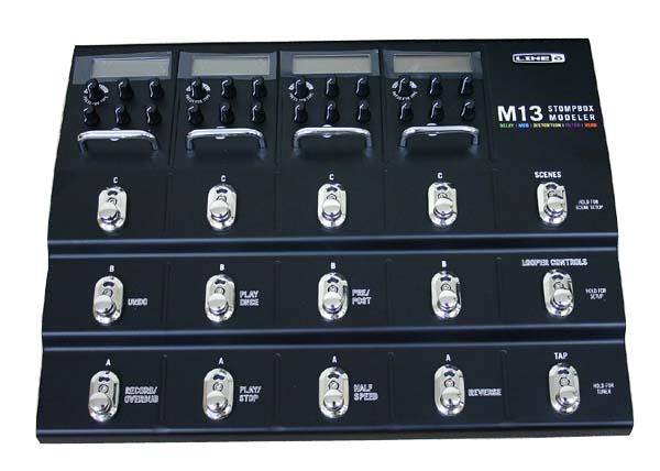 LINE6 M13 ギターエフェクター