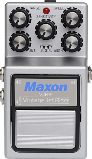 MAXON VJR9/Vintage Jet Riser ギターエフェクター
