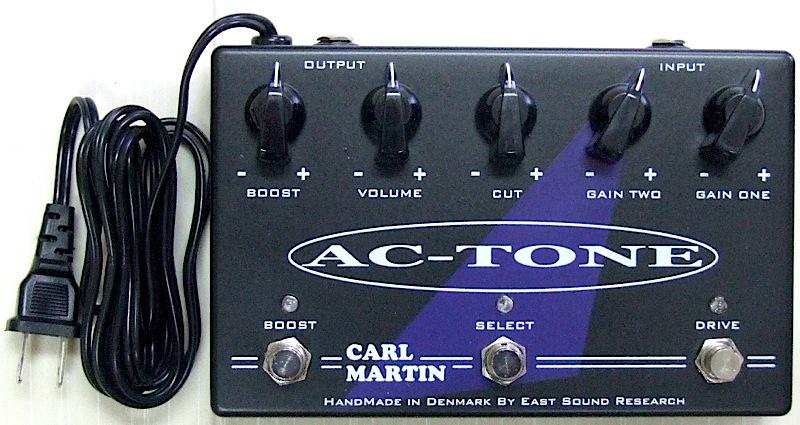 CARL MARTIN AC-TONE オーバードライブ