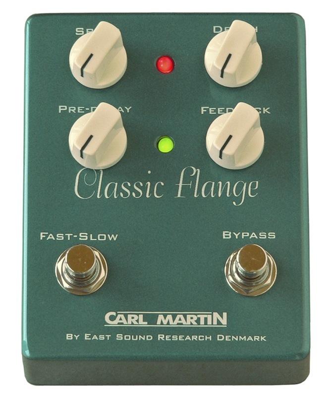 CARL MARTIN Classic Flange フランジャーエフェクター