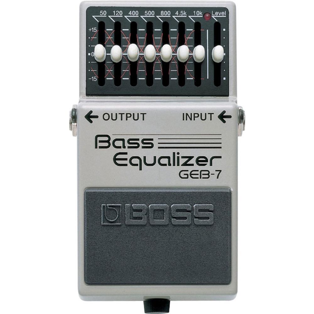 BOSS GEB-7 ベースイコライザー エフェクター