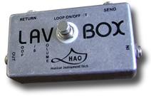 HAO LAV BOX エフェクター