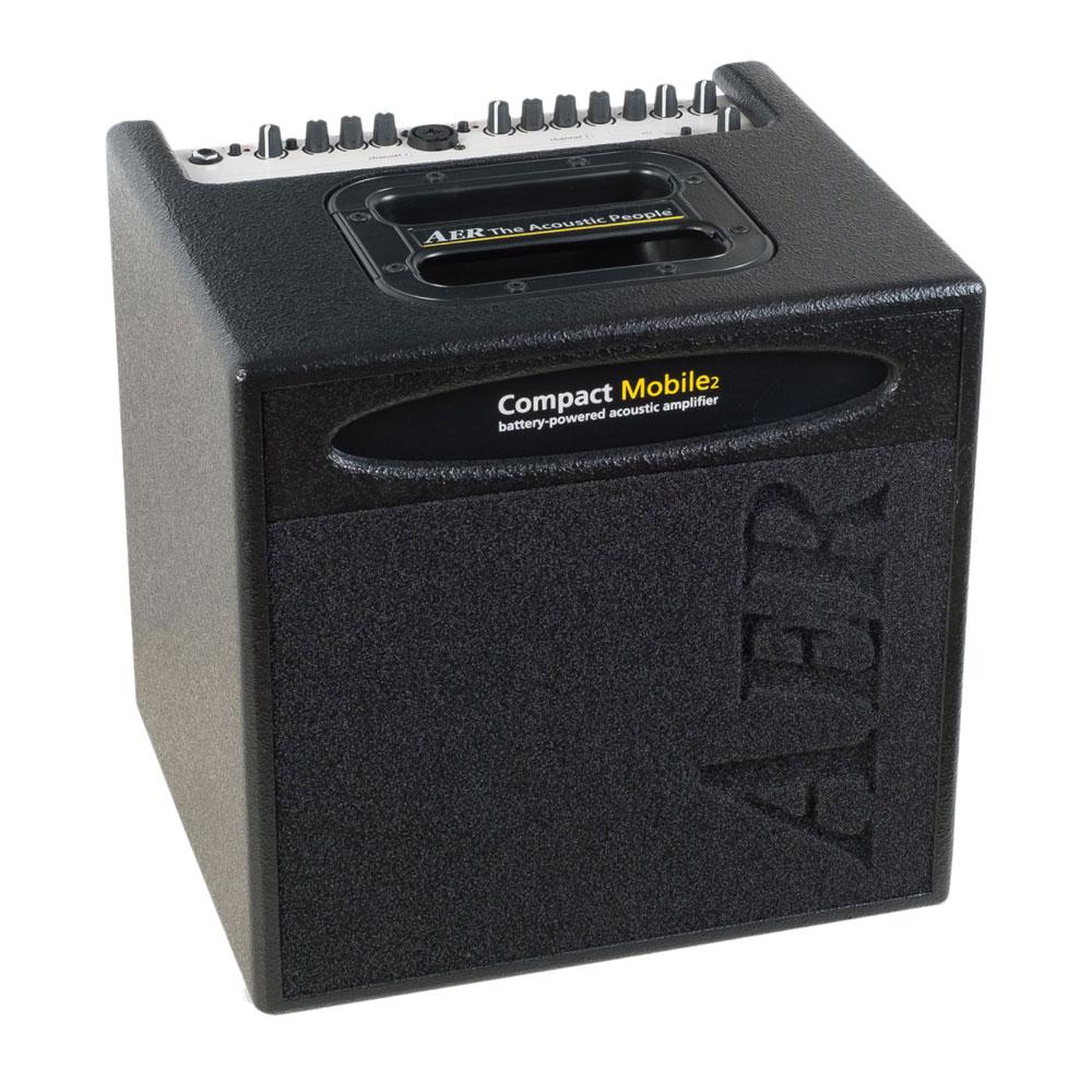 AER COMPACT MOBILE 2 充電対応アコースティックアンプ