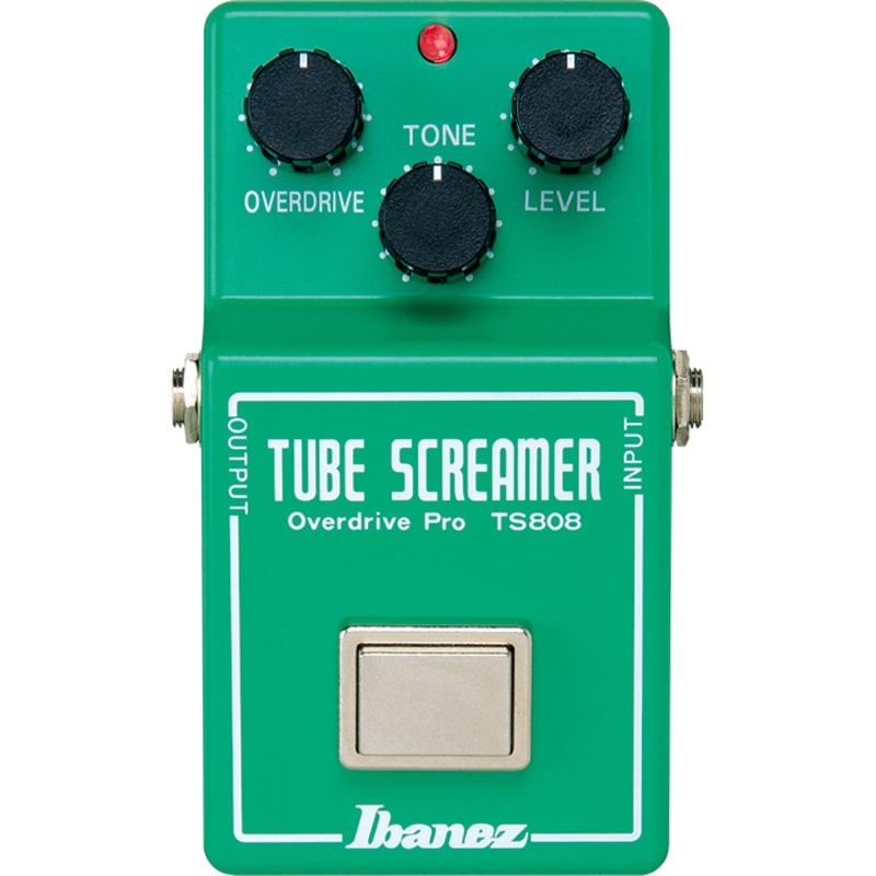 IBANEZ TS-808 TUBE SCREAMER オーバードライブ ギターエフェクター