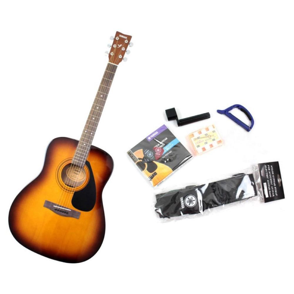 YAMAHA F-310P TBS 小物セット付き アコースティックギター