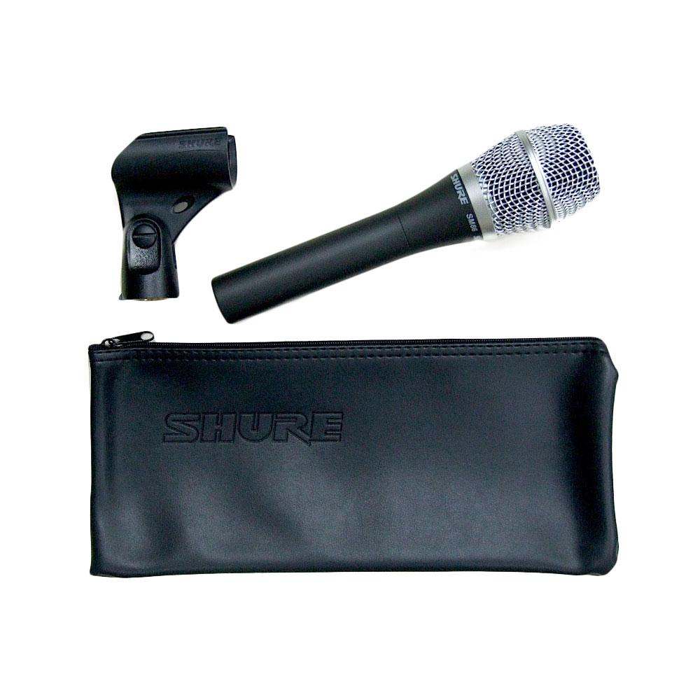 SHURE SM86-X ボーカル用コンデンサーマイク